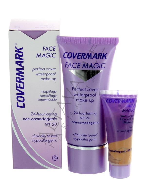covermark face magic 7a a 30 78 su altavalle farmacia. Black Bedroom Furniture Sets. Home Design Ideas