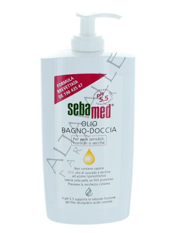 Sebamed olio bagno doccia a 6 90 su altavalle farmacia for Bagno a ripoli farmacia