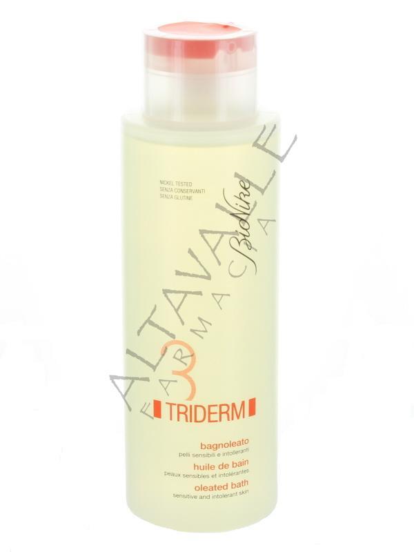 Triderm bagno oleato 500 ml a 16 80 su altavalle farmacia - Bionike bagno oleato ...