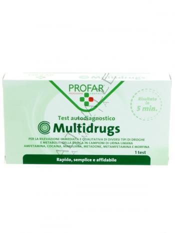 TEST MULTIDRUGS