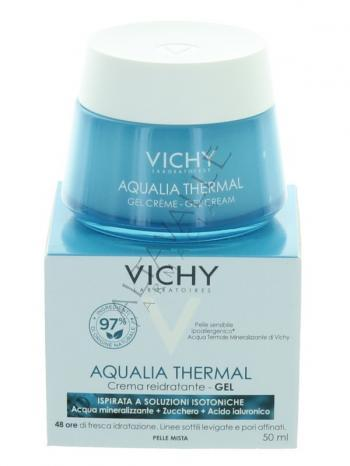 VICHY AQUALIA THERMAL GEL VASO