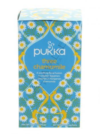 PUKKA THREE CHAMOMILLE